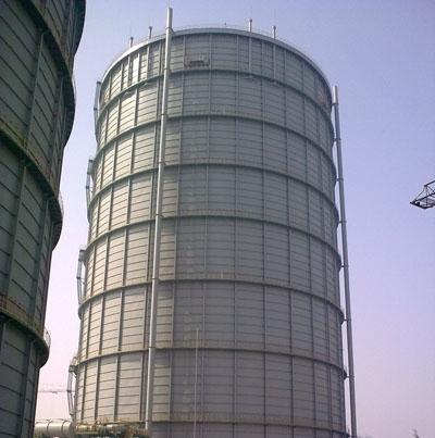 上海曼式气柜