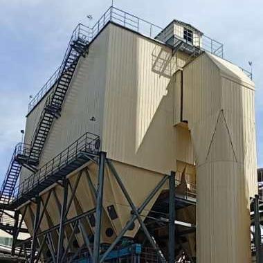 脱硫及除尘器制作安装